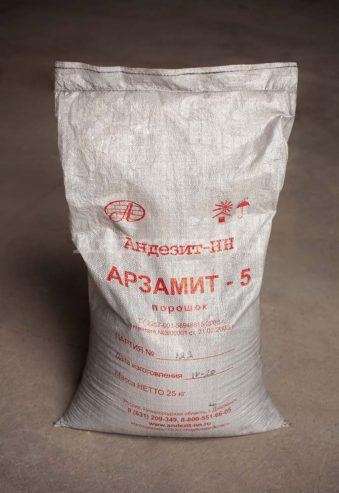 замазка арзамит