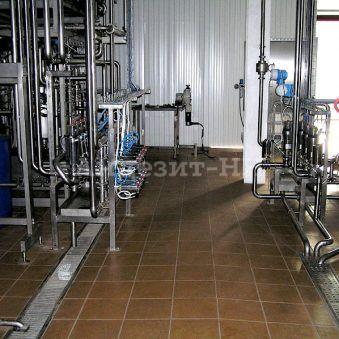 Керамическая кислотоупорная плитка