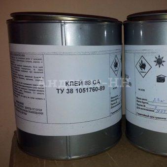Резиновый клей для плитки 88-СА