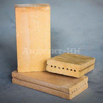 Шамотная кислотоупорная плитка Башкерамика 230x113x20