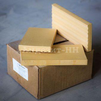 Шамотная кислотоупорная плитка Экоклинкер 230x113x20