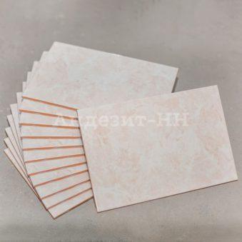Глазурованная плитка светло-бежевый мрамор