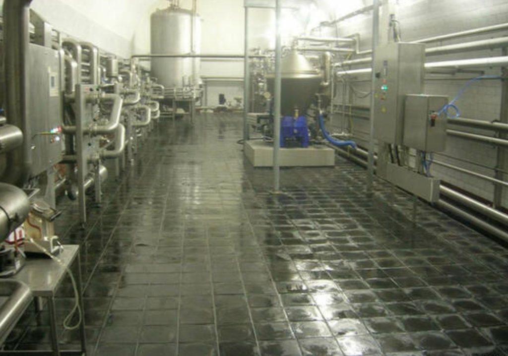 камнелитая плитка на производство